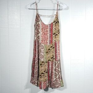 Summer Dress | Patch Style D43